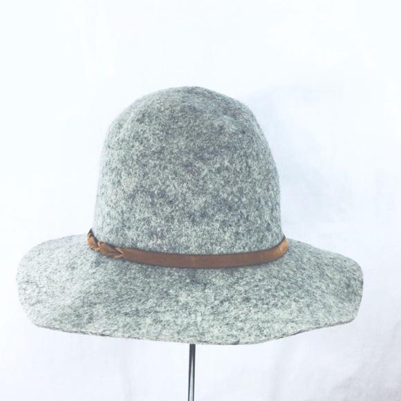 a8c0386f15ae9 Merona One Size Gray Wool Fedora Fashion Hat